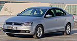 VW Jetta Hybrid shows up in production version