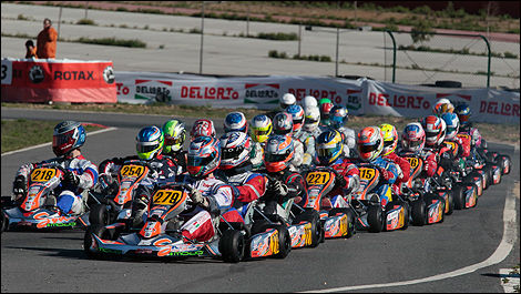 Karting Rotax Max World Finals