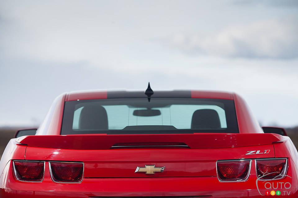 2013 Chevrolet Camaro Zl1 Car News Auto123