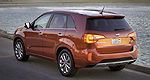 L.A. Auto Show welcomes updated 2014 Kia Sorento
