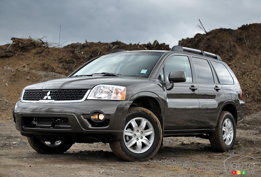 Mitsubishi Endeavor Used Car News Auto123