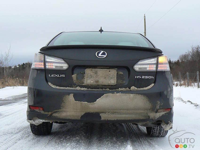 Lexus HS 250h : Used | Car News | Auto123
