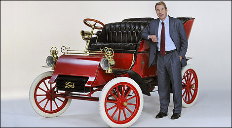 Ford A 1903 Bill Ford