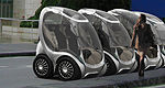 Hiriko, the folding electric car
