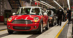 MINI's Oxford plant readies for centenary celebrations