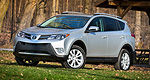 Toyota Canada announces lower MSRPs on 2013 RAV4