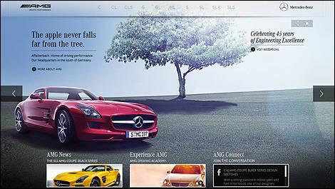 mercedes-benz launches new vehicle configurator | car news | auto123