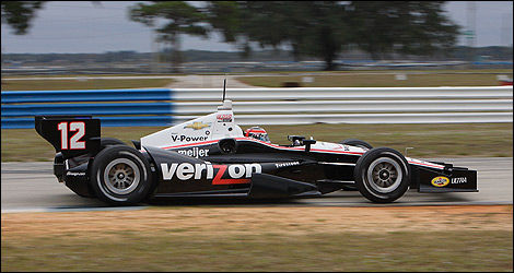 Will Power, Penske Racing, IndyCar series