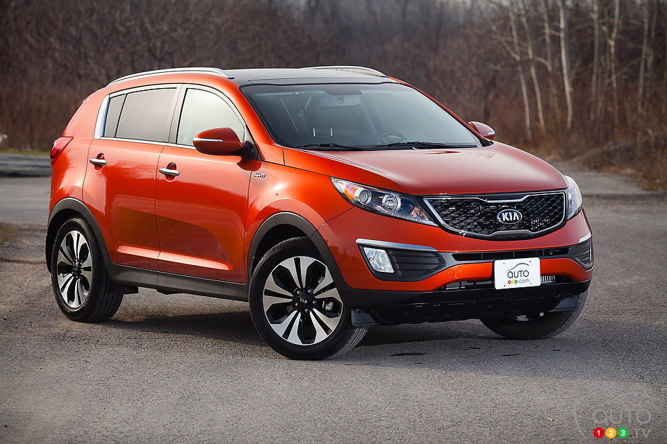 Review Highlights. 2013 Kia Sportage SX
