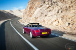 La Bentley Continental GT Speed d�capotable � D�troit