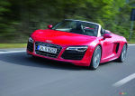 Audi R8 et RS 5: premi�re nord-am�ricaine � D�troit