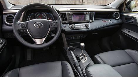 2013 Toyota Rav4 Preview Car News Auto123