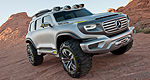 Mercedes-Benz Ener-G-Force : un prototype VERTueux
