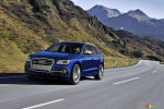Premi�re nord-am�ricaine pour l'Audi SQ5 2014 � D�troit
