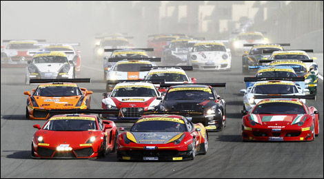GT 24 Hours of Dubai