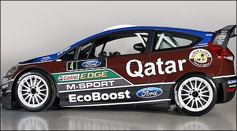 WRC Ford Fiesta RS