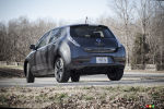 Nissan LEAF 2013: d�but de la production aux �tats-Unis