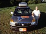BUICK RENDEZVOUS EMBARKS ON A 4X4 ADVENTURE DRIVE THROUGH SOUTH AMERICA