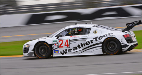 Grand-Am, Oliver Jarvis, Alex Job Racing, Daytona, 24 Hours of Daytona