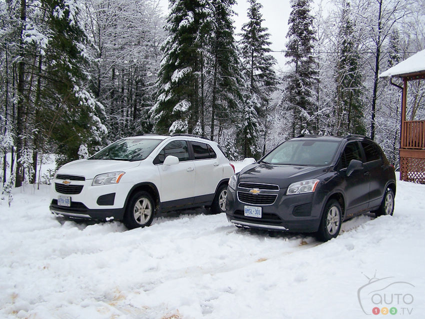 The Chevy Trax Who Is It For Car News Auto123