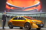 Toyota's Corolla concept proof of new lease on life?