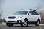 2013 Subaru Outback 2.5i Convenience Review