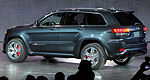 Chrysler presents 2014 Jeep Grand Cherokee SRT
