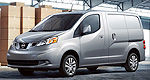 Canadian premiere of 2013 Nissan NV200 at Montreal Auto Show