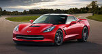 2014 C7 Corvette Unveil in Detroit (video)