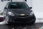 2013 Midsize sedan comparison test