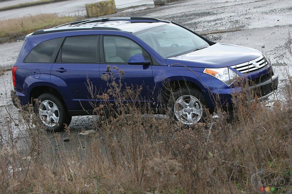 Suzuki XL7 : Used | Car News | Auto123