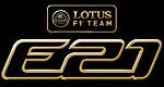 F1: Lotus dévoile sa E21 de 2013 (+photos)