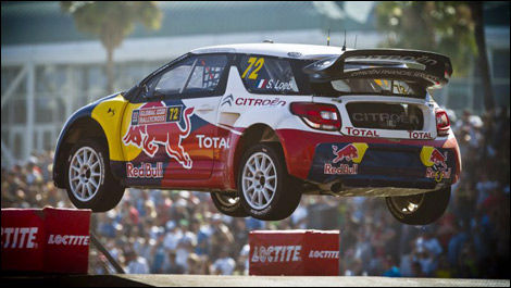 Rally XGames Citroen DS3 XL