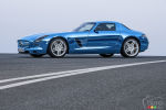 2014 Mercedes-Benz SLS AMG Coupe Electric Drive Preview