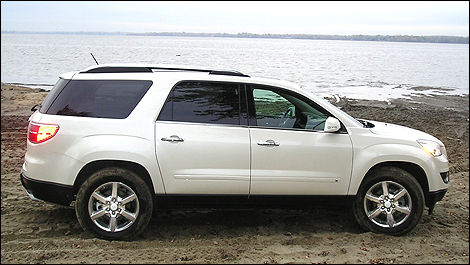 Saturn Outlook XR AWD 2007