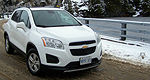 2013 Chevrolet Trax First Drive