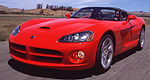 Over 440 Dodge Viper coupes recalled due to airbag trouble