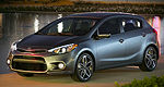 Kia launches new Forte 5-Door at Chicago Auto Show