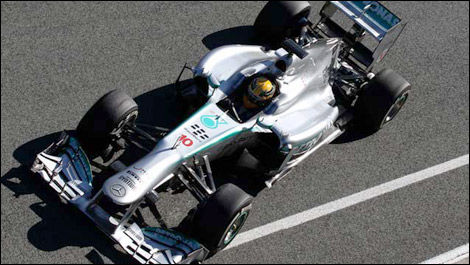 Lewis Hamilton, Mercedes W04 (Photo: WRi2)