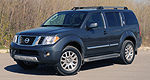 Nissan Pathfinder : Used