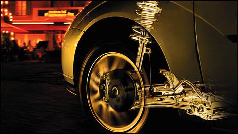 les suspensions actualit s automobile auto123. Black Bedroom Furniture Sets. Home Design Ideas