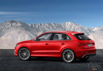 Audi RS Q3 : en premi�re mondiale au Salon de Gen�ve