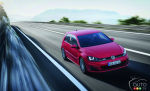 La Volkswagen Golf GTD en premi�re mondiale � Gen�ve