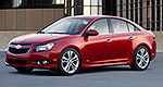 2013 Chevrolet Cruze Preview