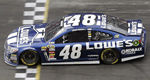 NASCAR: Album photos de la victoire de Jimmie Johnson au Daytona 500 (+photos)