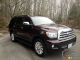 2013 Toyota Sequoia 4WD Platinum V8 5.7L Review