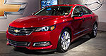 2014 Chevrolet Impala Preview