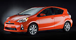 2013 Toyota Prius c Preview
