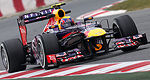 F1: Mark Webber réalise le meilleur chrono (+photos)