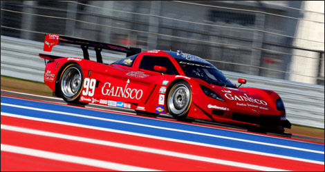 Jon Fogarty, Alex Gurney, Corvette DP, GAINSCO, Grand-Am, COTA